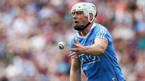 Liam Rushe is a two-time All Star with the Dublin hurlers.