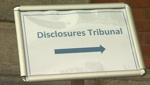 The Disclosures Tribunal is sitting at Dublin Castle