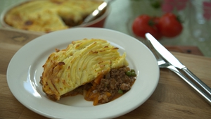 Aoife's Healthy Cottage Pie