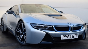 Wayne Rooney is selling his BMW i8. Credit: Autotrader