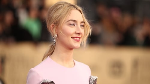 Saoirse Ronan has received her 3rd Oscar nomination for Lady Bird