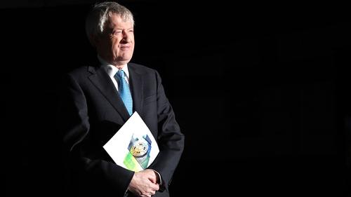 Paraic Duffy has joined Sport Ireland's board