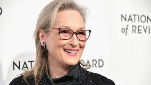 Meryl Streep will play the mother to Alexander Skarsgard's Perry Wright.