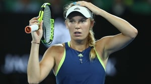 The Australian Open champion suffered a surprise loss to unseeded Puerto Rican Monica Puig