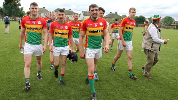 Carlow make it six wins from six and so gain promotion