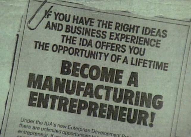Manufacturing Entrepeneur