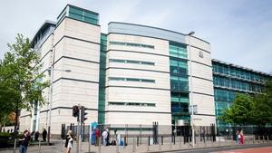 Belfast's Laganside Courts where the nine-week Belfast rape trial was held.