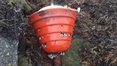 'Lost buoy' washes up on Galway beach