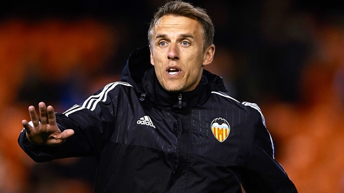 Phil Neville takes over from Mark Sampson