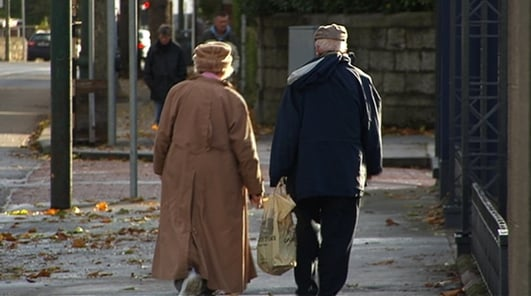 Importance of music to Irish pensioners in London