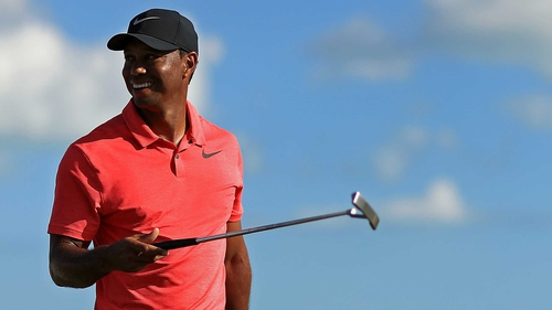 Tiger Woods said he's feeling good ahead of this week's Farmers Insurance Open