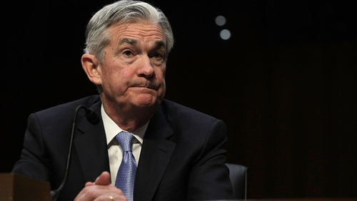Jerome Powell was confirmed by a vote of 85-12 as the new Fed chief