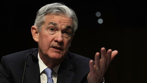 Incoming US central bank chief, Jerome Powell