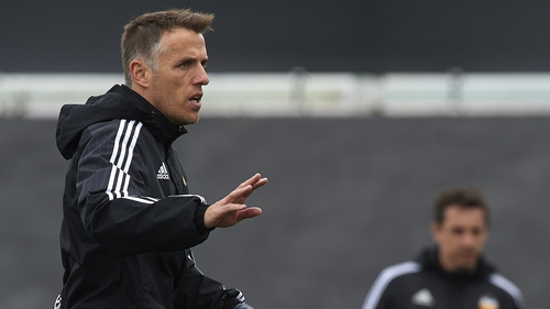 Phil Neville named as new England women's manager