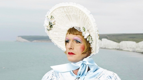 Turner Prize winning artist Grayson Perry