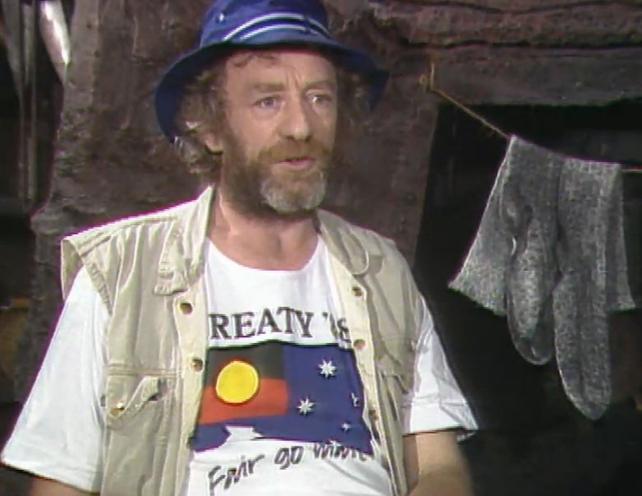 Mick Lally, Druid Theatre in Australia (1988)