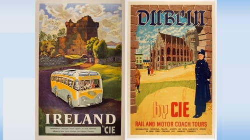 The poster collection mainly covers the boom years of the colour posters from the 1920s onwards