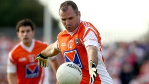 Steven McDonnell has been impressed with Armagh this season