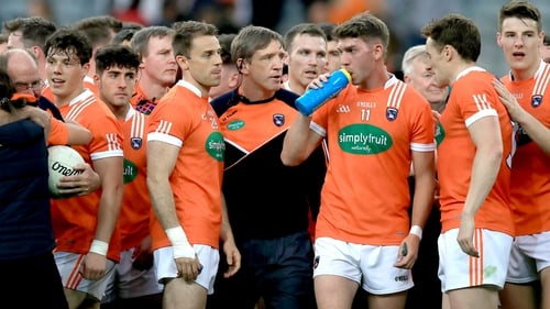'Division 2 has got to be a stepping stone for Armagh.'