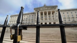 Devolved government at Stormont collapsed in January 2017