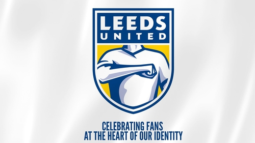 The controversial crest in question