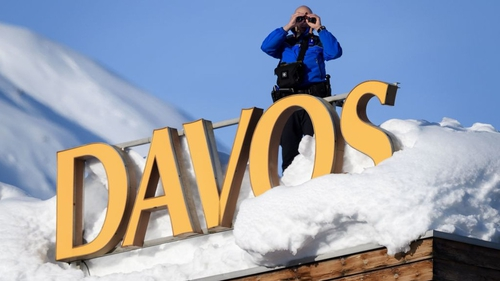 A 'multi-party interim appeal arrangement' for appealing global trade dispute rulings agreed at Davos