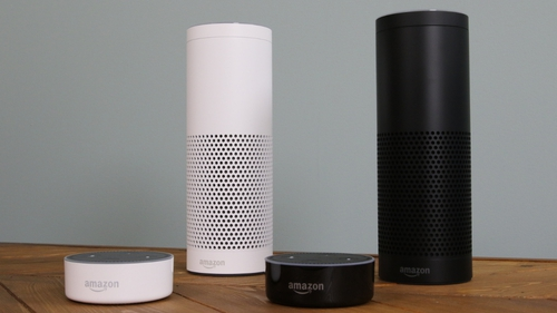 Irish customers can now order the Echo devices directly from the UK Amazon website