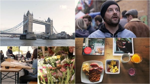 36 hours in London