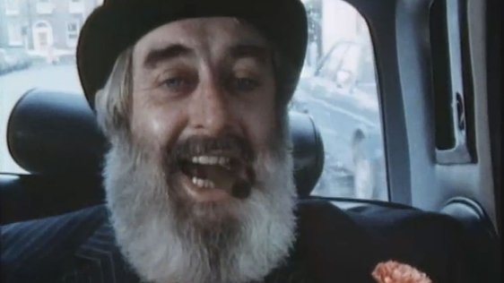 A New Look For Ronnie Drew