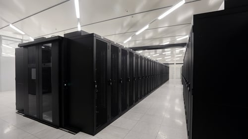 Some criticise data centres for being heavy users of power
