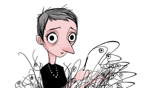 Oscar nominated director Nora Twomey gets animated