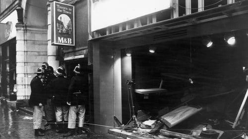 The two bombings in Birmingham in November 1974 killed 21 people