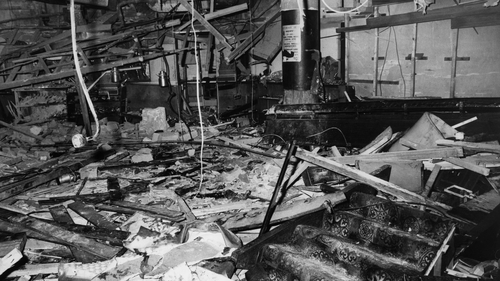 The Birmingham pub bombings in 1974 were the deadliest terror attack in England until the London bombings of 2005