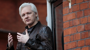 Julian Assange has been in the embassy for more than five years