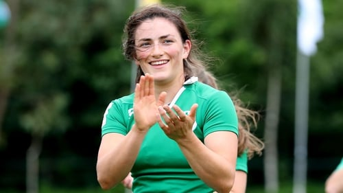 Lucy Mulhall captains Ireland in Dubai