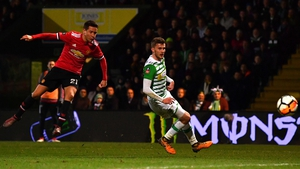 Ander Herrera buries United's second goal