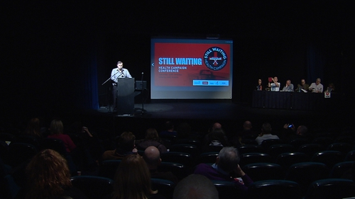 The Still Waiting Campaign held a conference in Dublin today