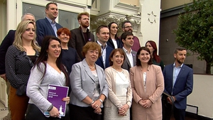 The Social Democrats held their annual conference in Dublin today