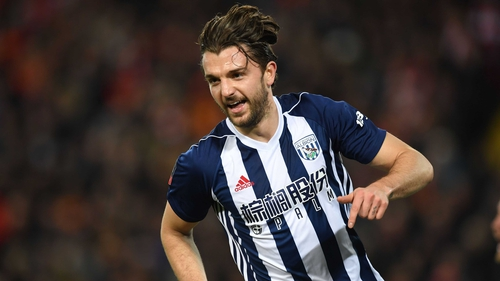 Jay Rodriguez scored 11 goals for West Brom last season