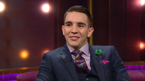 Michael Conlan | The Ray D'Arcy Show