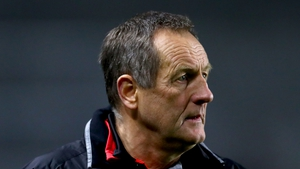John Meyler was delighted after Cork's three point win at home to Kilkenny on Saturday evening