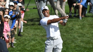 Tiger Woods' return continues apace