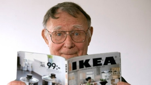 IKEA expanded worldwide through flat-pack furniture products