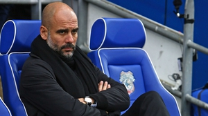Guardiola has been criticised for his lack of focus on defence