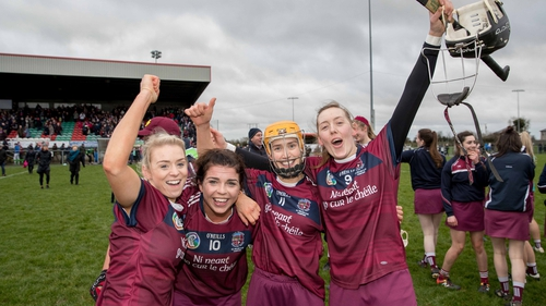 All-Ireland champions Slaughtneil will meet Sarsfields of Galways in a repeat of last year's decider.