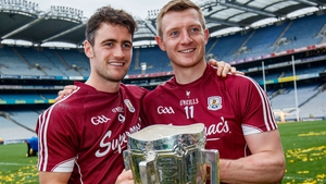 Burke and Canning were absent from Galway's victory over Antrim in the league.
