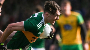 David Clifford in action against Donegal
