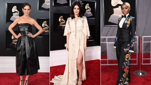 The Grammys Best Dressed: Top 5 red carpet looks