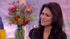 "Wilnelia Merced has spoken about her ""happy marriage"" to Bruce Forsyth"