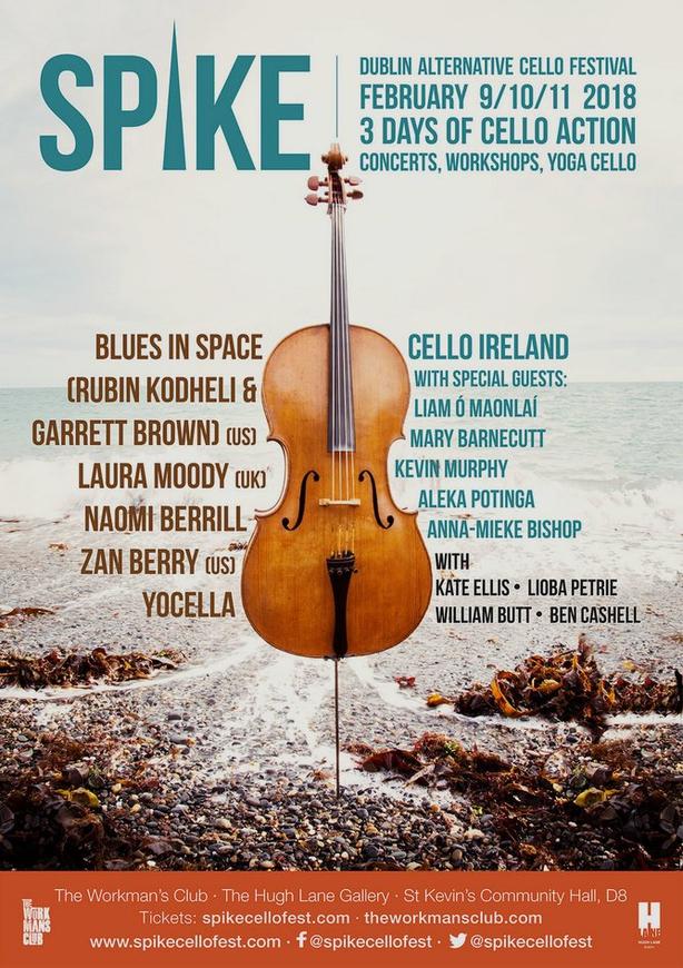 Highly strung - Dublin's alternative cello festival